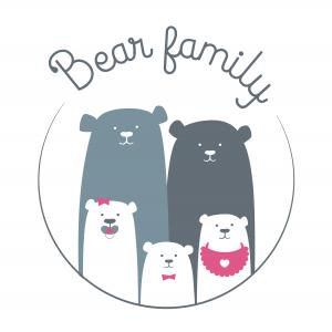 Logo réalisé pour une gamme de produits bébé / femme enceinte